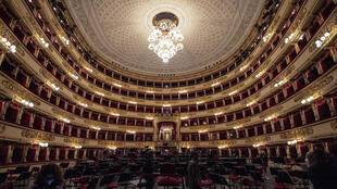 Milan's mythical La Scala opera house reopens to the public later on Monday