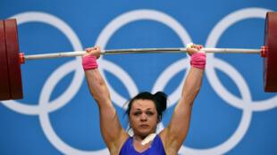 Svetlana Podobedova a été déchue de sa médaille d'or.