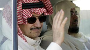 Le prince saoudien Al-Walid Ben Talal.