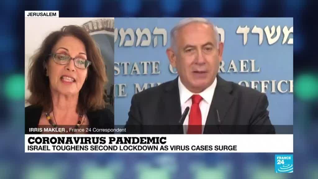 2020-09-25 09:02 Coronavirus pandemic: Israel tightens restrictions as virus cases soar