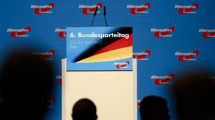 Le parti populiste allemand Alternative für Deutschland multiplie les sorties xénophobes à moins d'un mois des élections