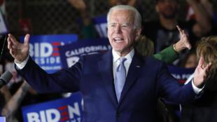Joe Biden Etats-Unis super Tuesday