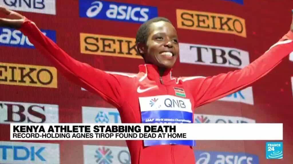 2021-10-14 08:13 Kenyan runner Agnes Tirop found dead, police hunt husband