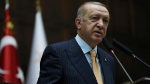 Recep Tayyip Erdogan turquia insulto