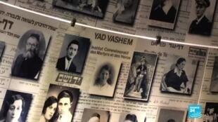 2020-01-23 06:11 Yad Vashem, le musée qui préserve la mémoire des victimes de l'Holocauste