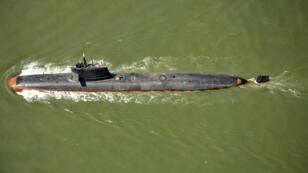 La fuite de données concerne le modèle Scorpène, livré par le français DCNS à l'Inde.