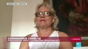 La entrevista Claudia Psicoanalista