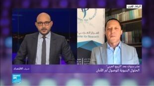 ضيف الاقتصاد كراوي الربيع العربي