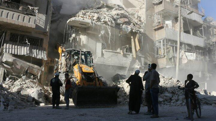 حلب - سوريا