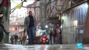 """2020-01-31 10:12 Réfugiés palestiniens au Liban : """"On ne connait même pas notre propre pays"""""""