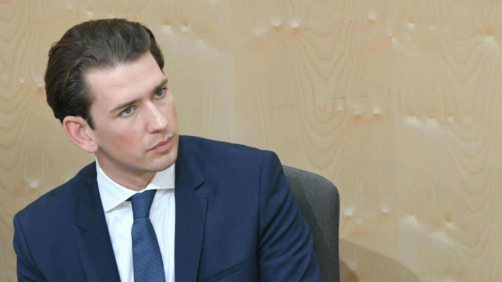 المستشار النمساوي سيباستيان كورتز يستقيل من منصبه على خلفية تهم بالفساد thumbnail