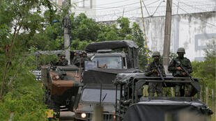 Las fuerzas armadas brasileñas estarán a cargo de la seguridad en Río de Janeiro hasta diciembre de 2018.