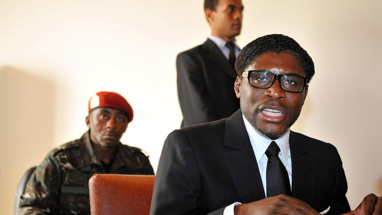 E.Guinea leader's son fined 30mn euros, suspended jail confirmed - France 24