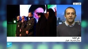 الحرس الثوري الإيراني يدعو لعقوبات قاسية على قادة الاحتجاجات.