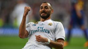 Karim Benzema, indiscutable au sein du Real Madrid.