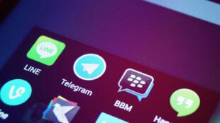 Ce sont 15 milliards de messages par jour qui sont échangés sur Telegram, soit 10 millions par heure. Comment surveiller cela ?
