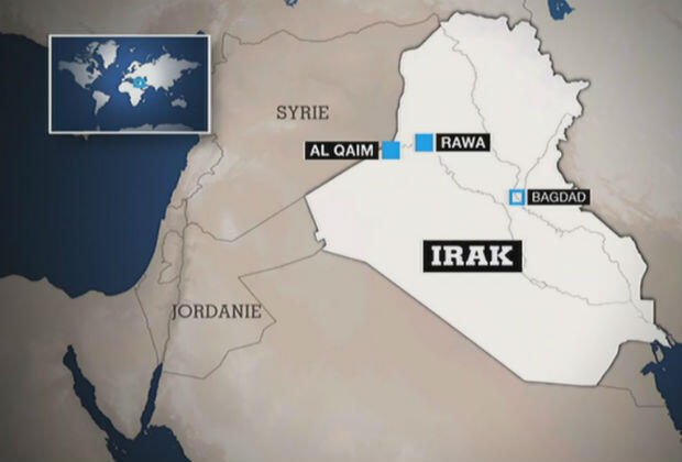 Al-Qaïm et Rawa, derniers bastions de l'EI en Irak