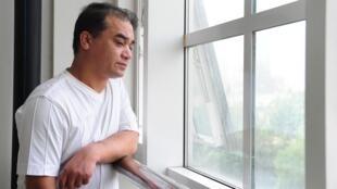 """Ilham Tohti a été condamné en 2014 par la Chine à la prison à vie pour """"séparatisme""""."""