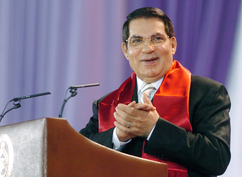 Después de que fue derrocado y huyó de Túnez en 2011, el difunto dictador Zine El Abidine Ben Ali fue condenado en ausencia a décadas de prisión