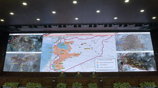 Lors d'une conférence de presse, le ministère russe de la Défense a annoncé avoir cessé de bombarder les zones concernées par l'accord.