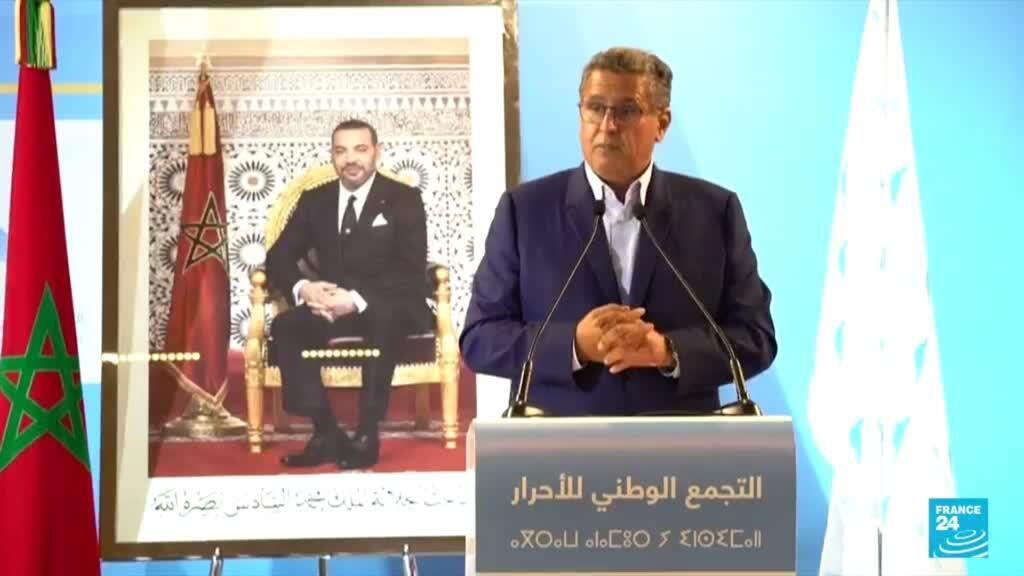 2021-09-10 08:16 Islamists thrashed in Morocco election