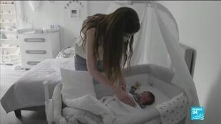2020-08-13 13:13 'Light in the darkness': the baby born during the Beirut blasts
