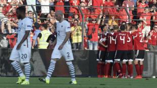 Les Bleus s'inclient 1-0 face à l'Albanie sans avoir montré du beau jeu.