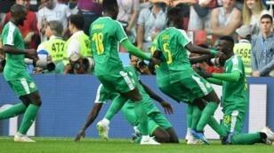 فوز المنتخب السنغالي في مواجهة نظيره البولندي