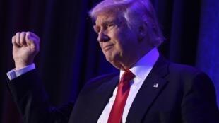 الرئيس الجديد للولايات المتحدة الأمريكية دونالد ترامب