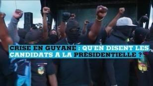 La Guyane fait face à un mouvement de contestation sociale depuis plusieurs jours.
