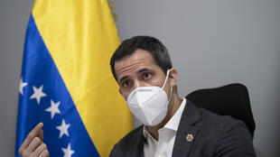 Venezuelan opposition leader Juan Guaido says the international community still needs him to help oust President Nicolas Maduro