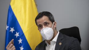 Venezuelan opposition leader Juan Guaido has called for a boycott of Sunday's legislative elections.
