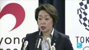 2021-02-18 18:03 Seiko Hashimoto a la cabeza de los JJ. OO. asumirá un puesto inusual para una mujer en Japón
