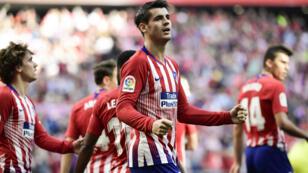 L'Atlético de Madrid, en ballotage favorable pour une qualification en quart de finale.