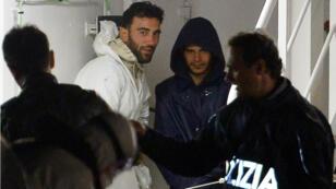 Mohammed Ali Malek, le capitaine présumé du bateau naufragé en avril 2015.
