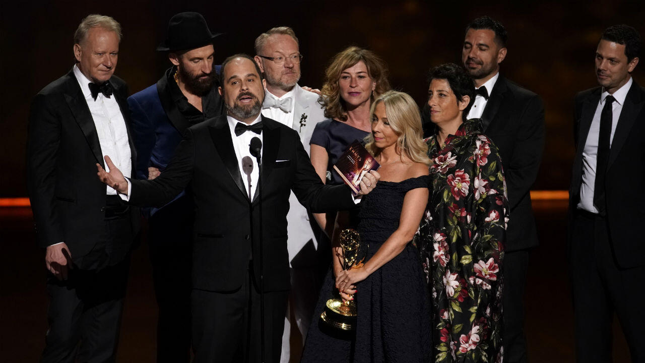 La premiación de la Academia de la Televisión de Estados Unidos en su edición 71 otorgó el galardón como mejor miniserie a 'Chernobyl'.