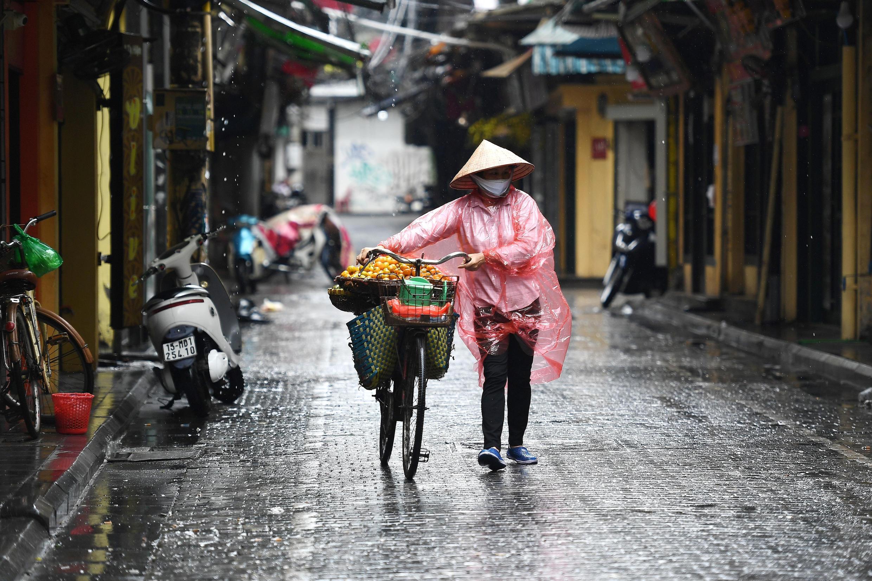 A pesar de una larga frontera con China, Vietnam ha registrado solamente 268 casos de Covid-19 y ninguna muerte por el virus, según los recuentos oficiales.