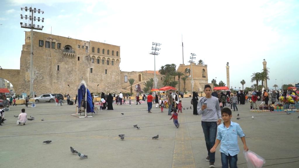 Tripoli Paix Semblant Reporters À LibyeUn De J5ulK3T1Fc