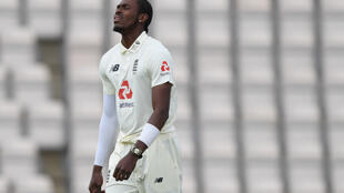 Fast bowler Jofra Archer is a key player for England
