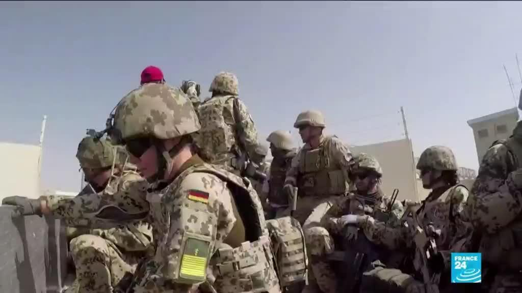 2021-02-17 10:07 NATO talks: Future of troops in Afghanistan top of 2-day agenda