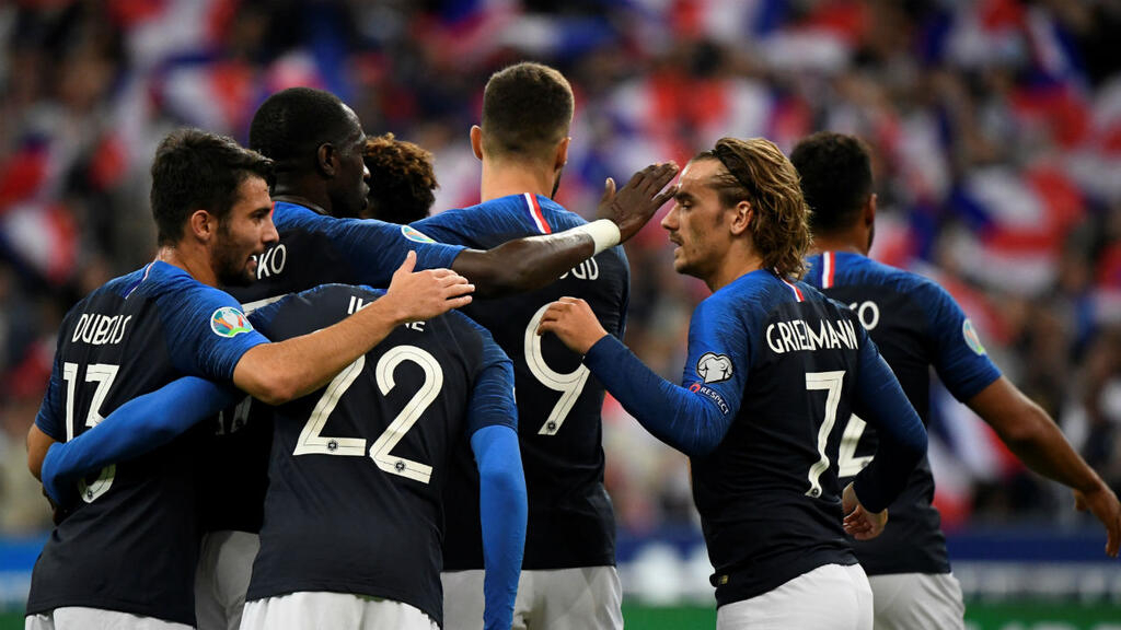 France ease past Andorra 3-0 as Griezmann misses penalty again
