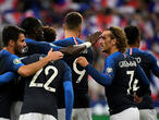France ease past Andorra 3-0 as Griezmann misses penalty again
