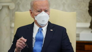 US President Joe Biden, speaking at the White House on February 12, 2021, faces decisions soon on the Iran nuclear deal