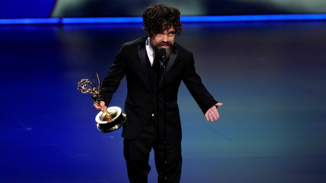 Mejor actor de reparto dramático: Peter Dinklage, de 'Game of Thrones'.