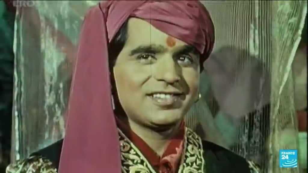 2021-07-07 16:12 Dilip Kumar, Bollywood's 'tragedy king', dies aged 98