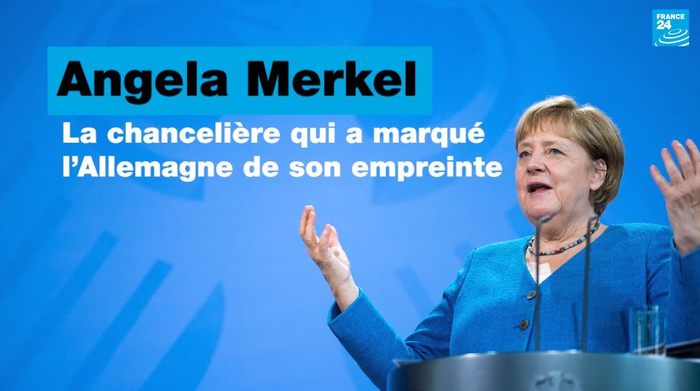 Angela Merkel quitte la scène après 16 ans de pouvoir
