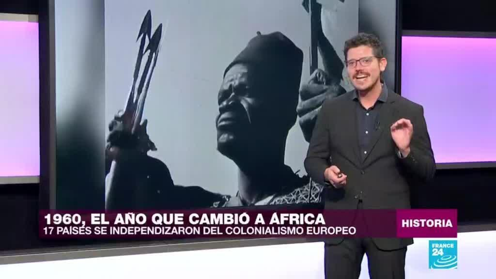 África independencias