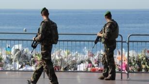 L'attentat du 14 juillet sur la Promenade des Anglais, à Nice, a fait 84 morts.