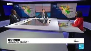 Le Débat de France 24 - mercredi 14 octobre 2020