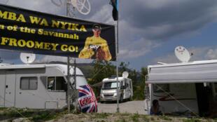 Le Britannique Chris Froome, un peu plus près encore d'une deuxième victoire sur le Tour